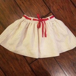Janie and Jack skirt